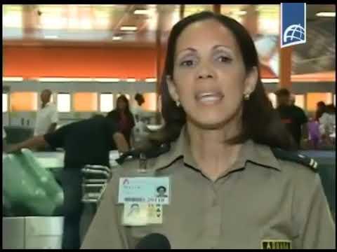 Aduana de Cuba: