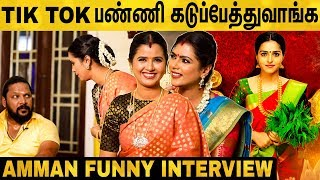 Amman Serial Exclusive Making | Colors Tamil | Amman Episode