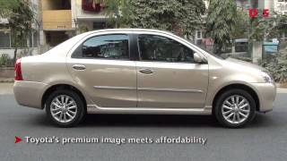 Toyota Etios road test and video review