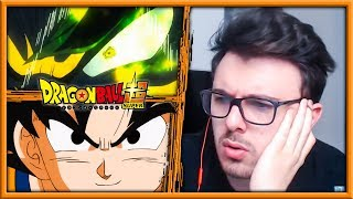 LIVE REACTION ! YAMOSHI VS GOKU ?! (DRAGON BALL SUPER MOVIE 2018)