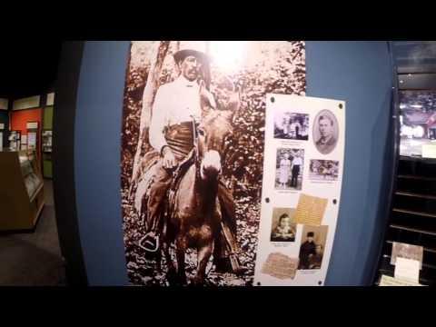 Laura Ingalls Wilder Museum and Homestead visit