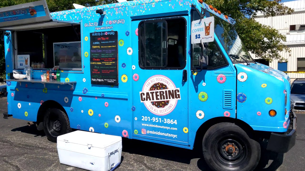 Sights and Sounds of the Fairfield Food Truck Festival September 15, 2019