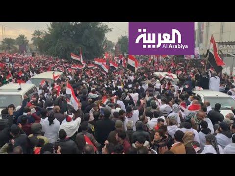 في العراق.. من يردد هتافات -كلا كلا أميركا-؟  - نشر قبل 3 ساعة