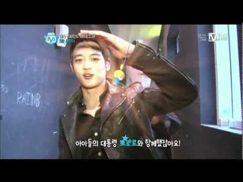 [1080p HD] 130404 MNET Wide Entertainment News SHINee