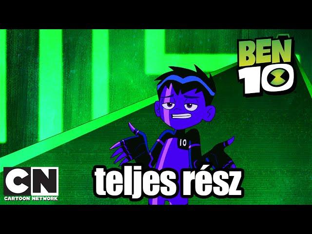 Ben 10 Benvázió, 5. rész: A legnagyobb Szikra (teljes film)