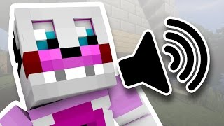 Minecraft Fnaf: Sister Location - Funtime Freddys Voice Breaks (Minecraft Roleplay)