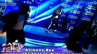 ikaw at echo eat bulaga ka voice ni idol michael jackson anthony bea september 28 2013