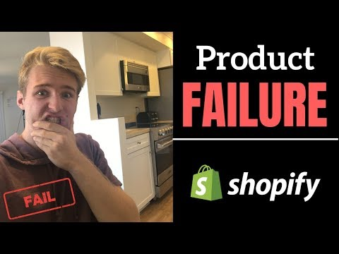 What To Do When Your Shopify Product FAILS (Dropshipping Solution)