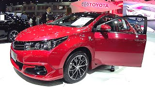 New 2016, 2017 Toyota Corolla Altis S, 2ZR-FBE 1.8,  E-Sport, Nurburgring Edition