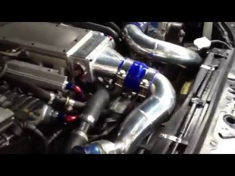 HSV VS GTS Supercharged Built 355 Stroker 700HP
