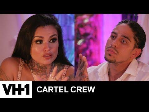 Kat & Eddie Argue Over Their Relationship | Cartel Crew