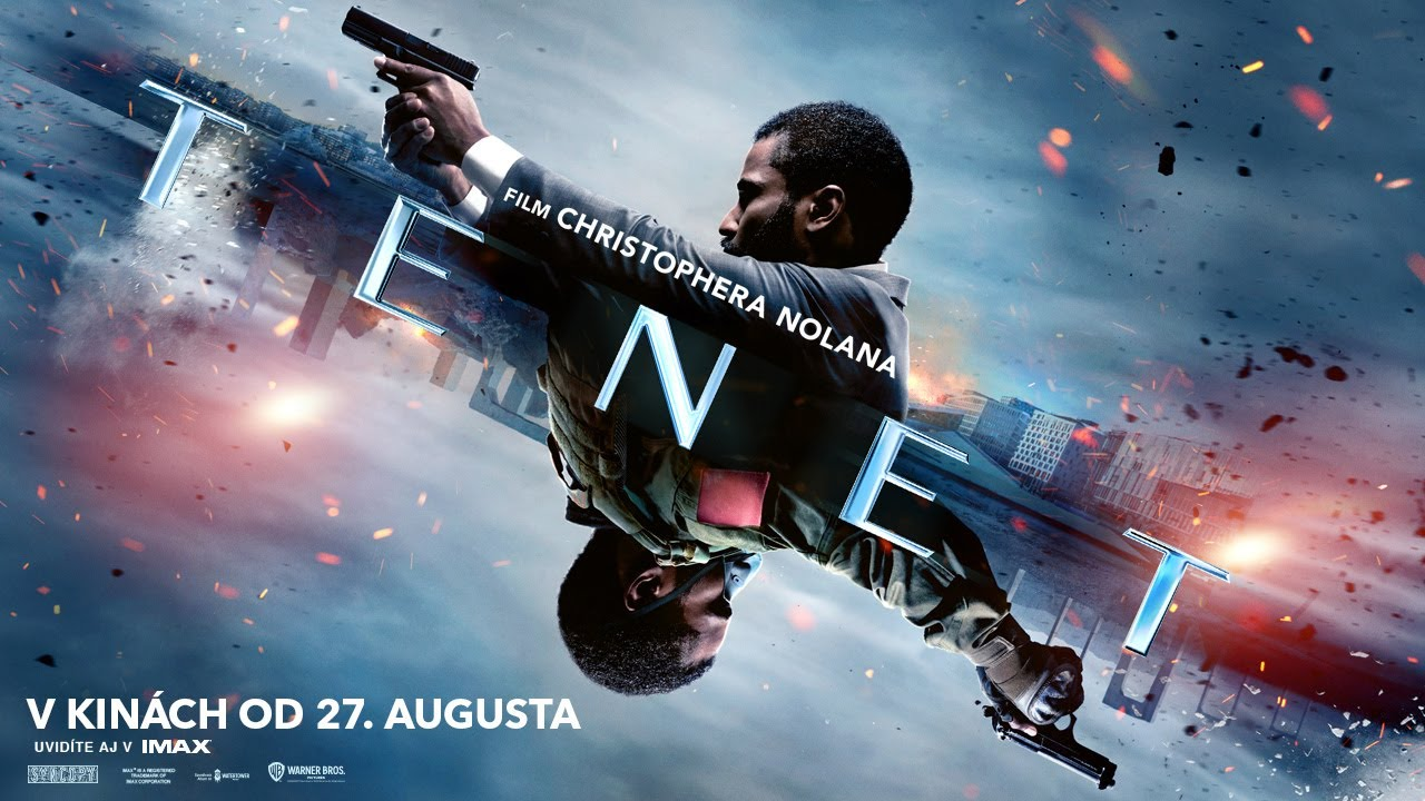 TENET - v kinách od 27. augusta 2020 - trailer F3 (slovenské titulky)