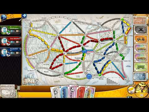 Ticket to Ride - Game 04 |
