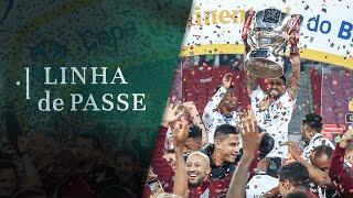 CASTIGO MERECIDO: Mauro Cezar comenta título do Athletico -PR na Copa do Brasil | LINHA DE PASSE
