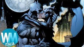 Top 10 MIGLIORI COPPIE SUPEREROICHE della DC!