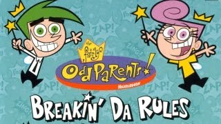 CGR Undertow - THE FAIRLY ODDPARENTS: BREAKIN
