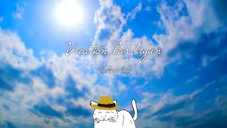 【VCDR-0015】Virtual Cat / Vacation has begun