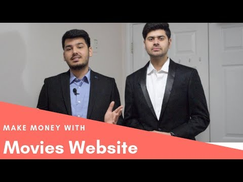 Make Money With Movies Website ( Legally)