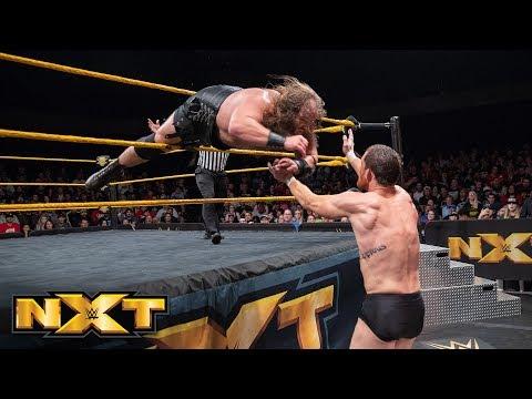 Hanson vs. Kyle O'Reilly - WarGames Advantage Match: WWE NXT, Nov. 14, 2018