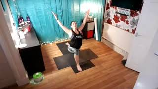 Vanessa's Fitness Factory - Bitesize Series - Yoga 014