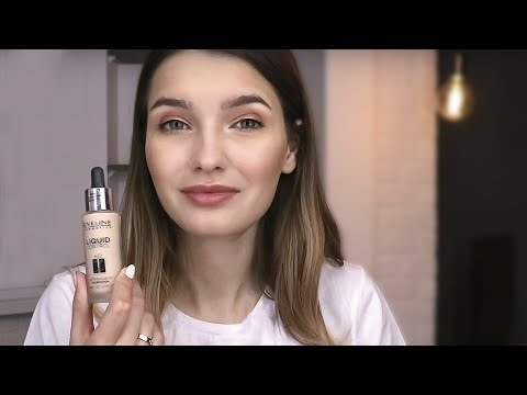 Обзор тона Evelin Cosmetics Liquid Control HD. Пан или пропал?