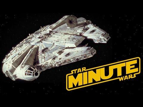 Millennium Falcon (Canon) - Star Wars Minute