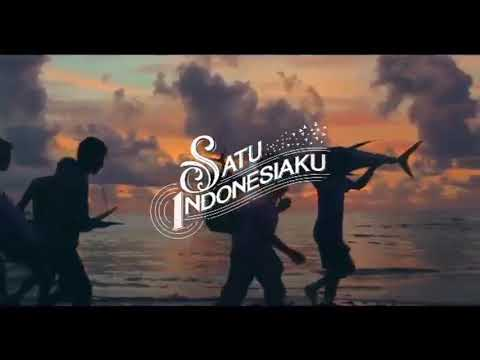 Satu Indonesiaku Dengan Lirik