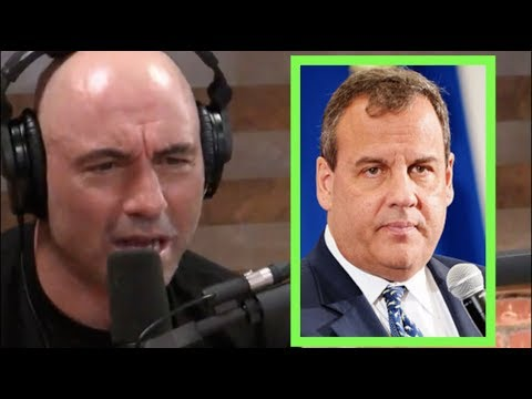 Joe Rogan - Chris Christie's Anti-Marijuana Stance