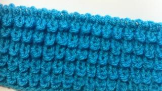 Обьемный рельефный узор Чешуйки, ежики, узелки. Knitting relief pattern scales, hedgehogs, nodules