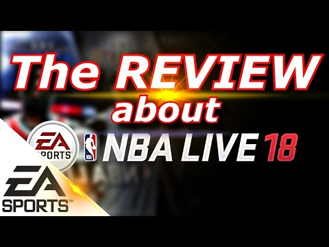 Nba live 18 The BEST basketball video game by EA Sports | Review