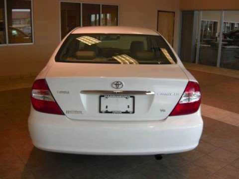 Fuel Efficient Used Cars >> 2002 Toyota Camry LE, great price - YouTube