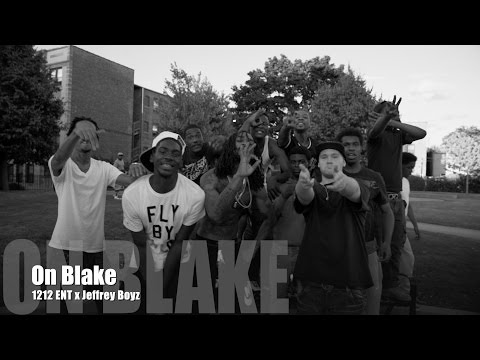 JeffreyBoyz ft. 1212ent - ON BLAKE (Music Video)