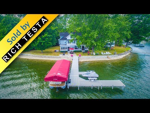 RICH TESTA REAL ESTATE: Conesus Lake - 5519 Eagle Point Drive, Geneseo, NY