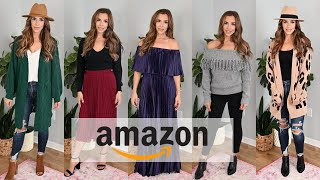 Baixar AMAZON FALL TRY ON HAUL 2019 | Fall & Holiday Outfit Ideas