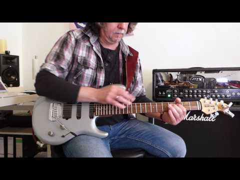 GMC Lesson 49 | 7 Modes of Harmonic Minor in 7 Keys | Guitar Lesson