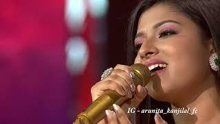 """""""Dil sambhal ja jara"""" & """"Iss dard e dil ki"""" by Arunita & Mohammad Irfan at Grand Finale"""