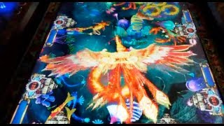 Phoenix 3 Plus arcade fishing hunter fishing games ocean king 3 plus fishs games machines for sale