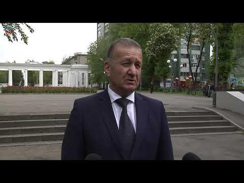 lgikvideo: Глава Луганска о благоустройстве города