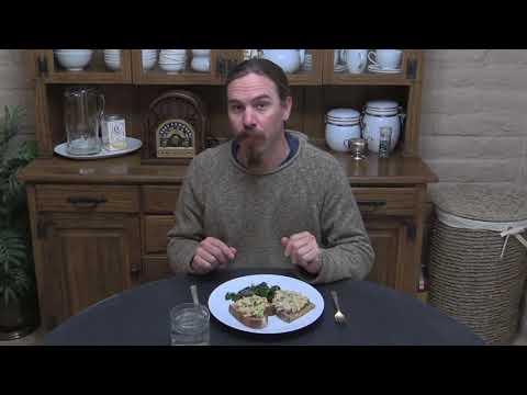 British Ration Week Episode 3: Creative Cooking