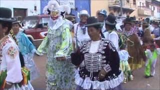 carnavales de guaqui