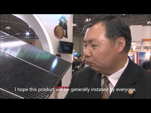 iPV Solar Tracker yields brilliant results, Japanese media coverage