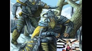 Serie Vikingos Diana Uribe Capitulo 12 / La actitud de los escandinavos en la II Guerra mundial