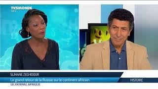 Histoire : le retour de la Russie en Afrique