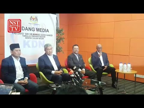BN's move to announce candidates earlier will deter sabotage: Zahid