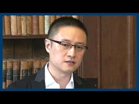 Democracy is Failing | Eric X Li | Oxford Union