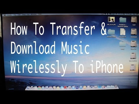 how to download music directly to iphone how to transfer wirelessly to iphone 9927