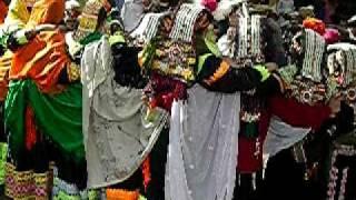 kalash tribe dance カラシュの踊り