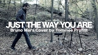 Just the Way You Are - Bruno Mars - Cover by Tommee Profitt