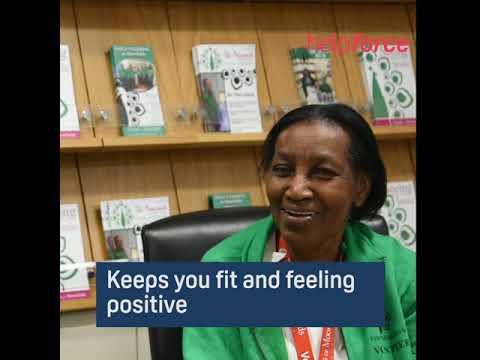 Health benefits from volunteering