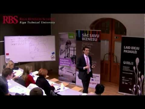 Raivis Lucijanovs & Guntis Šmaukstelis - Finanšu plānošana